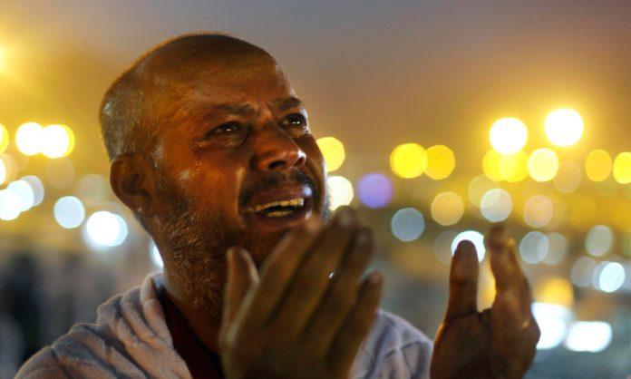 menangis tanda rahmat Allah