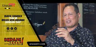 Tun M kerjasama dengan DAP