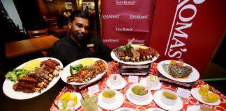 tony roma's ramadan
