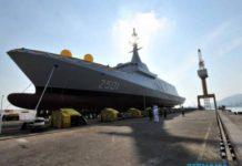 kapal tempur
