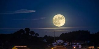 keajaiban bulan dan matahari