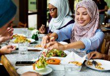 Hukum baca bismillah sebelum makan